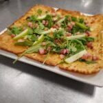 Lulu's Flatbread Pizza